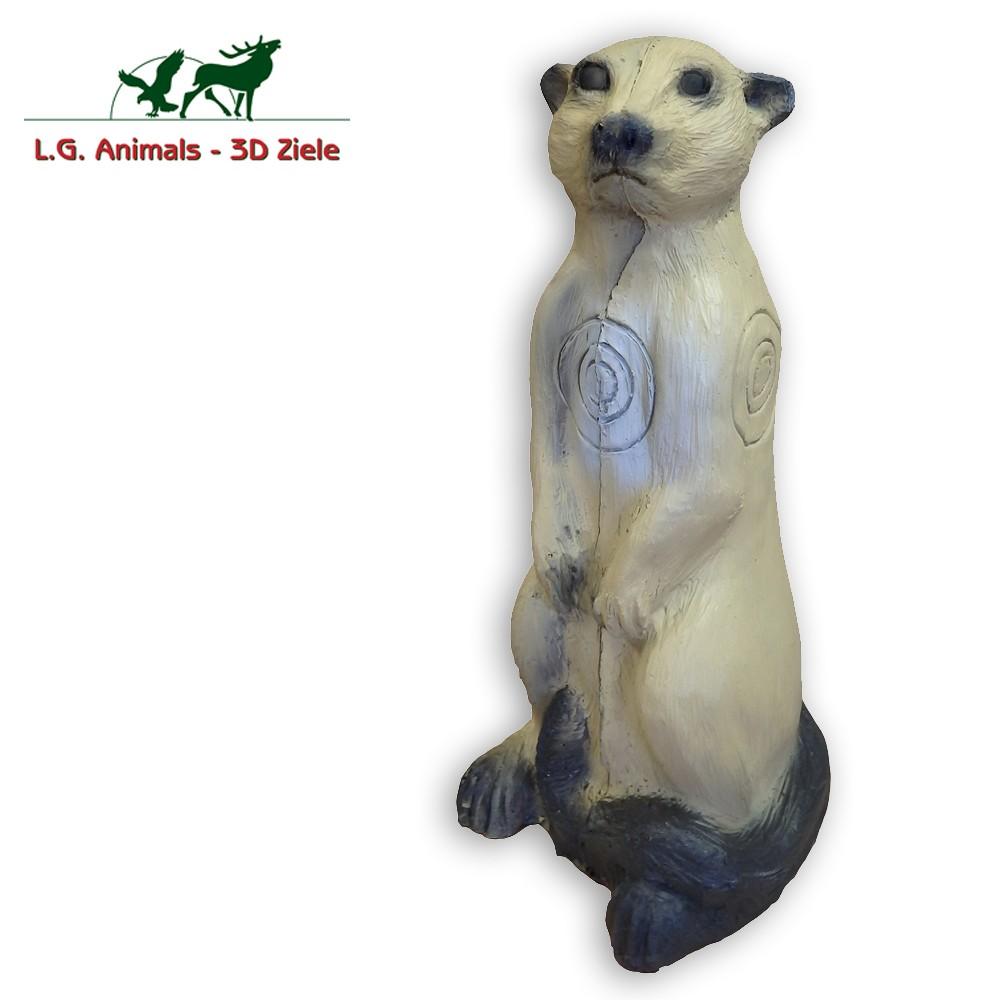3D terčovnice surikata