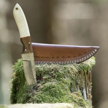 eltoro-walnut-horn-damast-jagdmesser-10cm-inkl-lederscheide_1