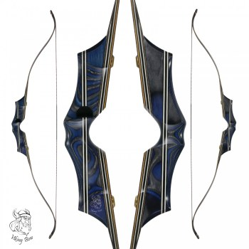 viking-bow-odin-blue-hunter-60-oder-62-zoll-20-65-lbs-recurvebogen