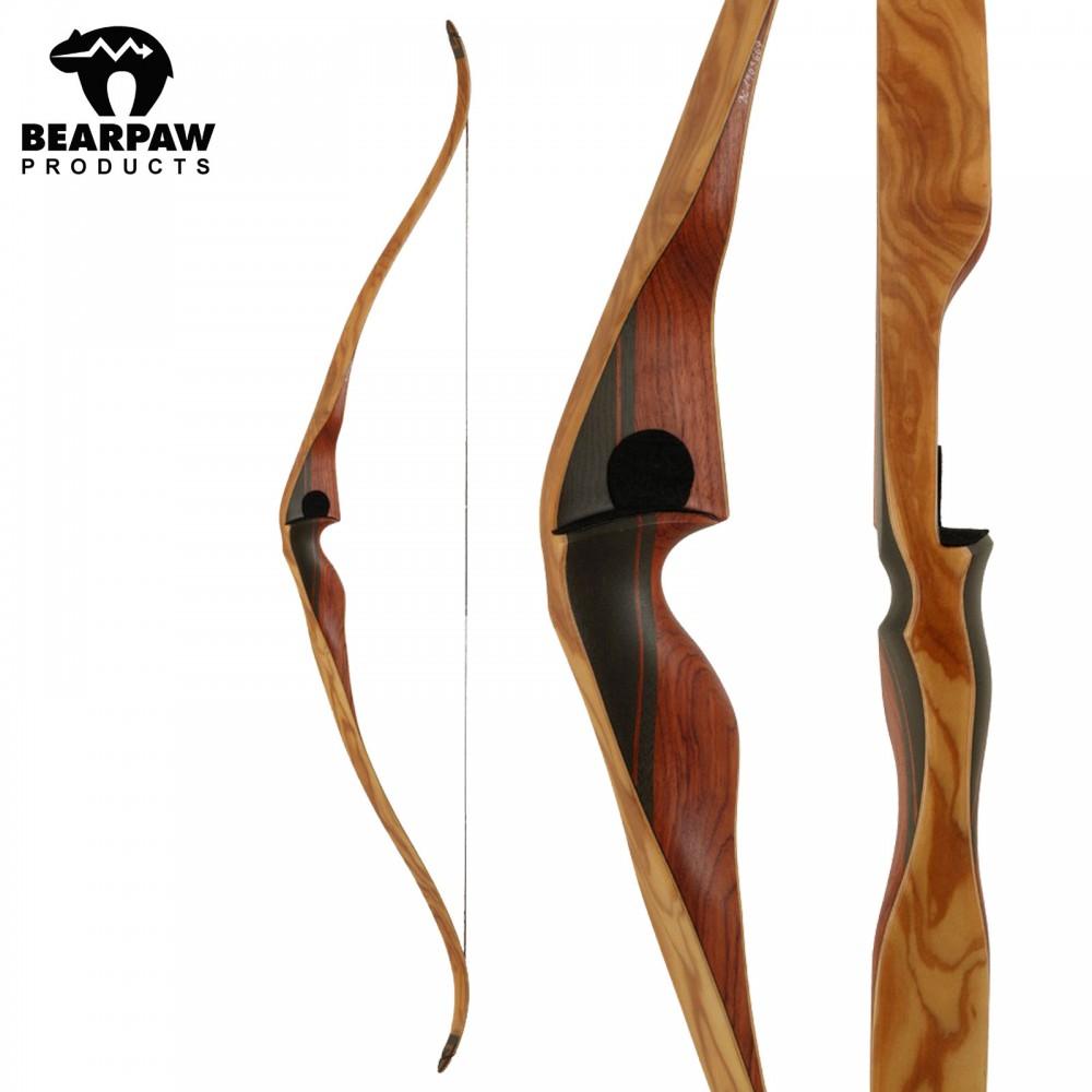 Luk BEARPAW Kiowa - 52 palců - 20-55 liber